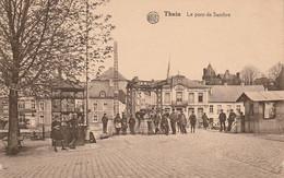 """Thuin """" Le Pont De La Sambre"""" - Thuin"""