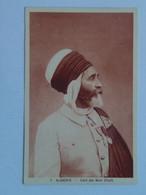 66 Caid Des Beni Chaib 1931 Traditional Costume Photo - Men