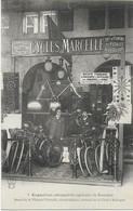 BOURGES Exposition Automobile Agricole Stand De La Maison MARCELLE Constructeur Avenue De La Gare - Bourges
