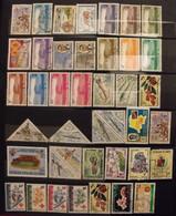 Congo Brazzaville Ou Kinshasa. Collection De 50 Timbres. - Collections