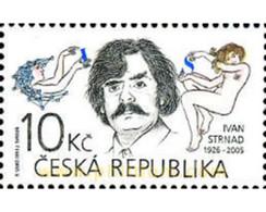 Ref. 295339 * MNH * - CZECH REPUBLIC. 2013. TRADICIUN IN THE PRODUCTION OF CZECH STAMPS . LA TRADICIUN EN LA PRODUCCIO - Unused Stamps