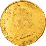 Monnaie, Colombie, 16 Pesos, Diez I Seis, Bogota, TB+, Or, KM:94.1 - Colombia