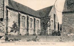 Rouvres ( Environs De Crouy Sur Ourcq )  L ' église - Altri Comuni
