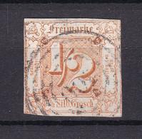 Thurn Und Taxis - 1862 - Michel Nr. 28 - Gestempelt - 30 Euro - Thurn En Taxis
