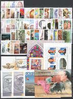 Spagna 2001 Annata Completa / Complete Year Set **/MNH VF - Ganze Jahrgänge