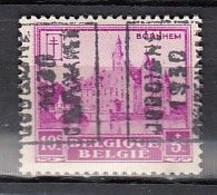 5967 Voorafstempeling Op Nr 308 - JODOIGNE 1930 GELDENAKEN - Positie A - Rollini 1930-..