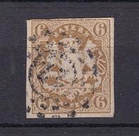 Bayern - 1868 - Michel Nr. 20 - Gestempelt - 60 Euro - Beieren