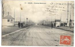 LILLE - Nouveau Boulevard - Lille