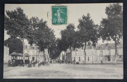 Saint Symphorien  - Avenue Du Mans/ Place De La Tranchée - Autres Communes