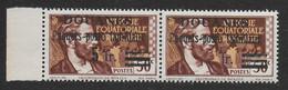 AFRIQUE EQUATORIALE FRANCAISE - AEF - A.E.F. - 1946 - YT DOUANES 1** - VARIETE - Unused Stamps