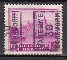 5998 Voorafstempeling Op Nr 308 - WAREMME 30 BORGWORM - Positie A - Rollini 1930-..