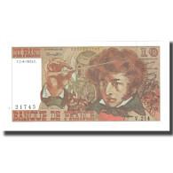 France, 10 Francs, Berlioz, 1975, P. A.Strohl-G.Bouchet-J.J.Tronche, 1975-08-07 - 10 F 1972-1978 ''Berlioz''
