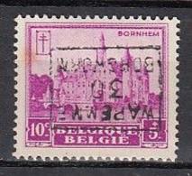 5998 Voorafstempeling Op Nr 308 - WAREMME 30 BORGWORM - Positie D - Rollini 1930-..