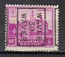 6000 Voorafstempeling Op Nr 308 - WAVRE 30 WAVER - Positie B - Roulettes 1930-..
