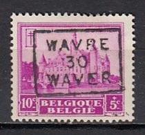 6000 Voorafstempeling Op Nr 308 - WAVRE 30 WAVER - Positie C - Roulettes 1930-..