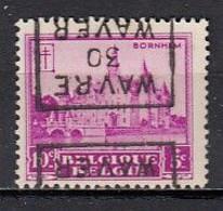 6000 Voorafstempeling Op Nr 308 - WAVRE 30 WAVER - Positie D - Roulettes 1930-..
