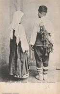 Salutations De Varna - Costumes Ruraux - Bulgaria