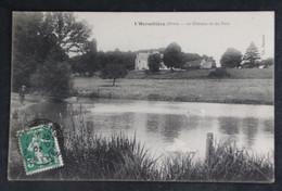 Val Au Perche  - Chateau De  L'Hermitière Vu Du Parc - Autres Communes