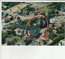 Luchtfoto : Gellik Kerk - Lanaken