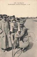 Cyclisme Alavoine Routier Français Coureur Cycliste Velo , Voir état Ci Dessous - Cyclisme