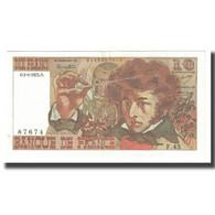 France, 10 Francs, Berlioz, 1974, P. A.Strohl-G.Bouchet-J.J.Tronche, 1974-04-04 - 10 F 1972-1978 ''Berlioz''
