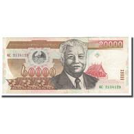 Billet, Lao, 20,000 Kip, 2003, KM:36b, TTB - Laos