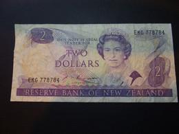 2 Dollars Nieuw-zeeland - New Zealand