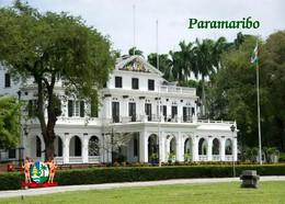 Suriname Paramaribo Palace New Postcard - Surinam