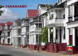 Suriname Paramaribo UNESCO New Postcard - Surinam