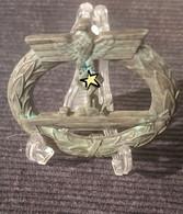 Hitler Ww2  Médaille Ou Insigne Kuban 1943 L 5 - Sin Clasificación