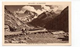 05 - Le Glacier De La Pilatte Et Les Bans (O186) - Non Classificati
