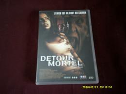 DETOUR MORTEL   ° L'ENFER EST AU BOUT DU CHEMIN   ////   DOUBLE DVD - Horror