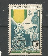 156  Médaille Militaire (clasfdcroug) - Used Stamps