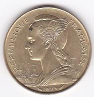 Territoire Français Des Afars Et Issas. 20 Francs 1975, Superbe - Djibouti