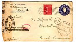44776 - D'HERMOSA BEACH Pour Le CAMEROUN - Covers & Documents