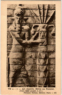 6DI 728 CPA - ART ELAMITE HEROS AU PALMIER - Antiek