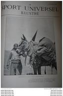 1902 MULET SYRIEN - LES CHIENS DE TRAIT  - HARAS DE MONTGEROULT 95  - CHRONIQUE AUTOMOBILE GILLET FOREST DIETRICH - 1900 - 1949