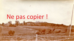 PHOTO FRANCAISE - LE MONT DES CATS A BERTHEN PRES DE HAZEBROUCK - BAILLEUL NORD - GUERRE 1914 1918 - 1914-18