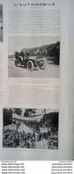 1905 COURSES AUTOMOBILES GAILLON COMPIÈGNE VANDERBILT HEMERY  - GP AÉROCLUB DE FRANCE - HIPPISME SAINT SÉBASTIEN - 1900 - 1949