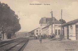 Poix-Terron.  La Gare - Other Municipalities