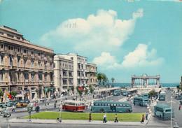 Alexandria - Ahmed Oraby Square , Bus Station 1966 - Alexandria