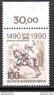 Berlin 1990 Mi. 860 ** Postverbindungen In Europa Postfrisch (pü3558) - Nuevos