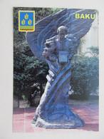 Azerbaijan. Baku Monument To Taras Shevchenko - Azerbaïjan