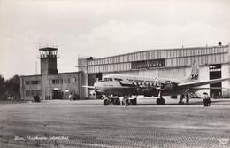 "CPA - Douglas DC 6 "" Alrek Viking "" - Compagnie Scandinavian Airlines - Aéroport De Vienne Schwechat - 1946-....: Modern Era"