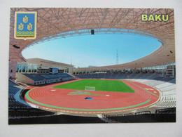 Azerbaijan. Baku Tofiq Bahramov Republican Stadium - Stadi
