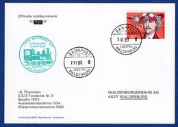 Bahnpost Liestal-Waldenburg (aa6035) - Railway