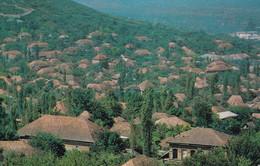 Azerbaijan  - Postcard  Unused - Saki - View Of The Town - Azerbaïjan