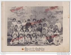 Au Plus Rapide Photo De Classe Brignoles Année 1942 - Personas Identificadas