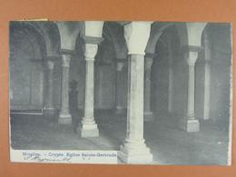 Nivelles Crypte Eglise Sainte-Gertrude - Nivelles
