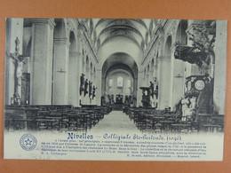 Nivelles Collégiale Ste-Gertrude (1046) - Nivelles